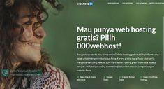 Webhosting Gratis Tanpa Iklan Gratis Selamanya