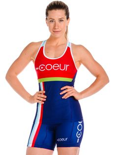 8e120a2ae228c Women s Triathlon Top in Monaco Grand Prix Design