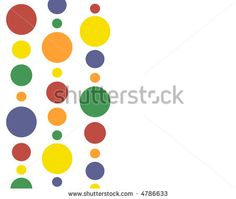 http://image.shutterstock.com/display_pic_with_logo/66777/66777,1187833646,3/stock-photo-primary-colors-polkadots-in-a-row-4786633.jpg