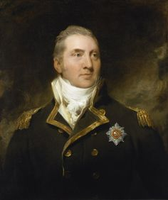 Thomas Lawrence. Captain Sir Edward Pellew, later 1st Viscount Exmouth. circa 1797. National Maritime Museum.