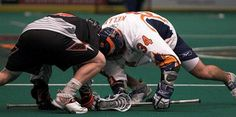 Youth Lacrosse drills and training