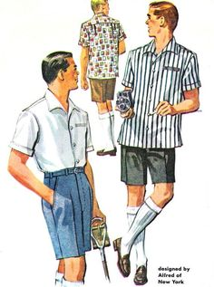 Picnic outfit- No, shorts not allowed (right and center shirts would be fine though because they have some color/visual interest)