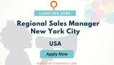 Regional Sales Manager – New York City - USA https://www.lightingarena.com/jobs/regional-sales-manager-new-york-city/?utm_content=buffer1812e&utm_medium=social&utm_source=pinterest.com&utm_campaign=buffer #jobs #hiring #jobsearch #lightingarenajobs #jobsearchusa #usajobs