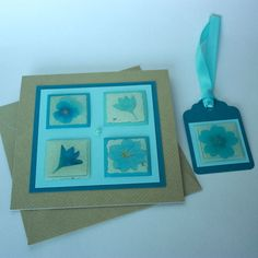Any occasion greetings card with gift tag £2.00