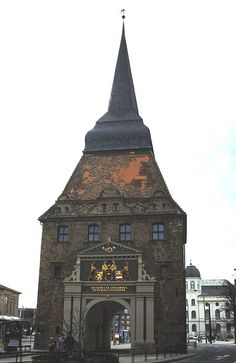 Rostock: Steintor Top Destinations, Germany Travel, Travel Guides, Raven, Cities, History, Rostock, Culture, Germany
