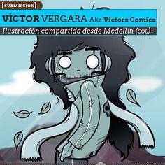 Ilustración. Viento de octubre de VÍCTOR VERGARA  Ilustración compartida desde Medellín (COLOMBIA)    Leer más: http://www.colectivobicicleta.com/2013/02/ilustracion-de-victors-comics.html#ixzz2Ksml9Rl3