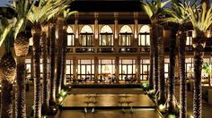 Four Seasons Resort Marrakech, Marrakech, Morocco - Click on the image for more information about the destination or contact us at 1-888-700-TRIP.