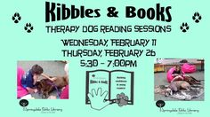 Kibbles is back in February too!