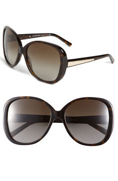 5ee08c4a5b Burberry Oversized Oval Sunglasses  Had these...then I lost them on the. Discount  SunglassesOval SunglassesRay Ban ...
