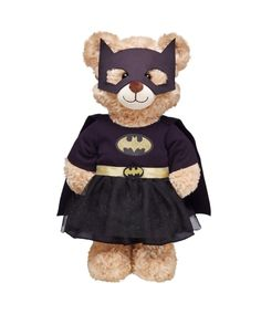 Batgirl Costume 2 pc. | Build-A-Bear