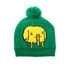 0c684e800ccea Adventure Time Tree Trunks Green AT Bobble Beanie