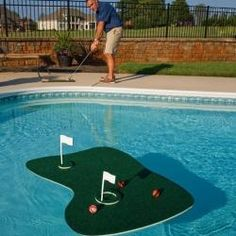 Every swimming pool owner should have at least a few pool toys for adults and that's just what you'll find here.