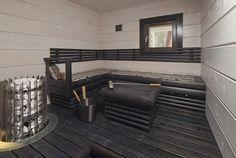 Hirsitalo Salonlinna - Kuusamo Hirsitalot