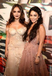 We're not really sure what her latest film is, but boho beauty Vanessa Hudgens deserves a slow clap for bringing it to Coachella every freaking year. Hopefully she'll bring her sister to next year's festival so we can see perfection multiplied