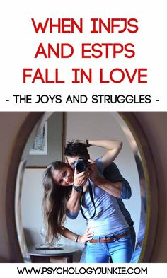 #INFJ #ESTP Relationship Tips! #MBTI