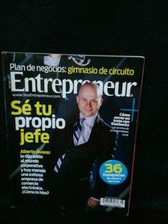 Entrepreneur Volumen 20.Número 03. Sé tu propio jefe.