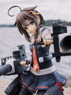 https://flic.kr/p/DyqtyS | Shigure Kai Ni I | Shigure Kai Ni by  Good Smile Company