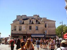 Amar #Montmartre en #Paris elisaserendipity.blogspot.com #Blog de #Viajes #Travel