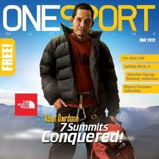 Romi Garduce, the man who gained national acclaim as one of the first Filipinos to scale Mt. Everest, has made history once again as the very first Pinoy to conquer all Seven Summits, as he completed scaling the frigid peak of Vinson Massif in Antarctica. #pinoy pride