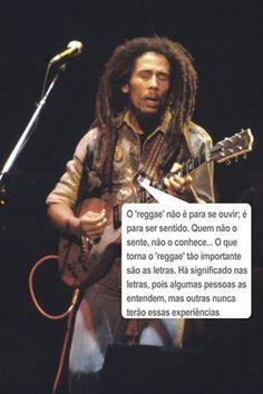 Durante seus 36 anos de vida, Marley conseguiu expressar vários pensamentos (© Getty Images)