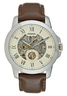 Fossil Uhr braun Accessoires bei Zalando.de   Accessoires jetzt versandkostenfrei bei Zalando.de bestellen!
