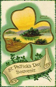 Image detail for -Vintage St. Patrick's Day Postcards