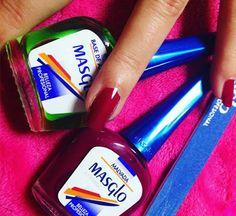 Solo yo: #HoyMePintoLasUñas y lo hago con #Malvada de Masgl... Candy, Nails, Food, Cat Nails, Nail Polish, Wicked, Make Envelopes, Make Up, Finger Nails