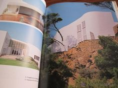 Libros de segunda mano: Casas mediterráneas Costa Brava Xavier Güell -- Fotografías de Lluís Casals - Foto 2 - 54828080