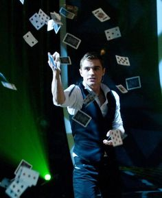 Dave Franco as Jack Wilder in Now You See Me