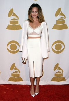 Glamour Style Icon Chrissy Teigen Has Enviable Summer Style. Get Inspired!