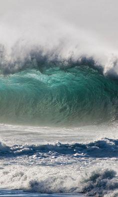 Breaking Wave, Kauai