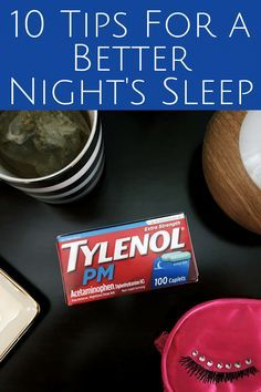 #ad A good night's sleep is crucial for being at your best the following morning. Set yourself up for sleep success with these tips for a better night's sleep. When minor aches and pains keep me up and night, I reach for TYLENOL®️ PM. Stock up on  TYLENOL®️ PM at Walgreens and be prepared for when aches and pains keep you up at night. #ForBetterTomorrows #BetterTomorrows #Fallback