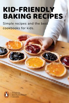 Cook by the Book is your foolproof guide to home cooking and entertainment, featuring seasonal recipes, how-tos, and the latest cookbooks. Baking Recipes For Kids, Baking With Kids, Baby Food Recipes, Snack Recipes, Cooking Recipes, Healthy Recipes, Preschool Cooking, Best Cookbooks, Kid Desserts