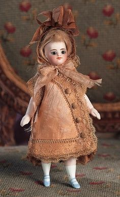 Mignonette (French pocket doll)