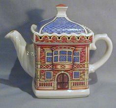 English Country Houses Elizabethan House Sadler Teapot