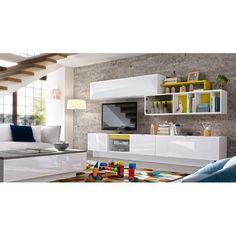MEUBLE TV MURAL ARIZONA ATYLIA http://www.atylia.com/meuble-tv-mural/17197-meuble-tv-mural-arizona.html