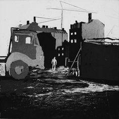 Wolfgang Werkmeister - Stadtbilder - Galerie - Wolfgang Werkmeister