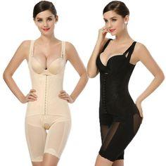 d05eac3840 Women sexy corset shaper magic slimming Bodysuits building underwear ladies body  shaper   slimming legs wear