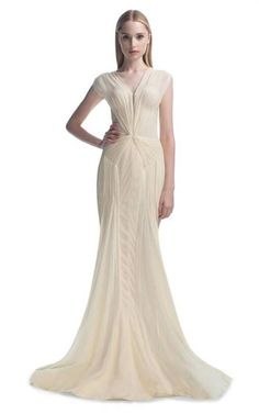 Nice Zac posen evening gowns review
