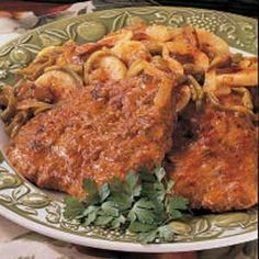 Cube Steak Recipes, Venison Recipes, Skillet Steak, Dinner For Two, Dinner Bell, Dinner Ideas, Cooking For Two, Supper Recipes, Le Diner