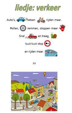 welkom in de Julesklas: STOP! Preschool Snacks, Preschool Themes, Most Expensive Bugatti, Learn Dutch, Kids Planner, School Songs, Kids Poems, Kids Daycare, Ford Classic Cars