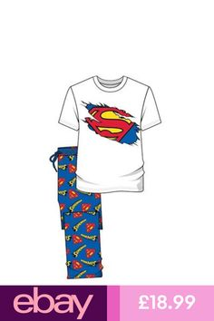 3ca0633a03ef7f DC Comics  eBayNightwear Clothes