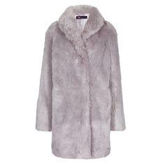 High Street Faux Fur   sheerluxe.com