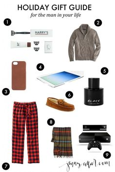 Holiday Gift Ideas for Men #xmas_present #Black_Friday #Cyber_Monday