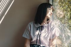 Chicha Amatayakul in Girl From Nowhere Color Coded Lyrics, Black Phone Wallpaper, Pretty Asian Girl, Halloween Outfits, Girl Crushes, Beautiful Day, Ulzzang, Actors & Actresses, Creepy