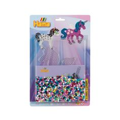 Buy Hama Bead Unicorn Set from our gift range at English Heritage. Buy Toys, English Heritage, Bank Holiday Weekend, Creative Skills, Hama Beads, Love Art, Sprinkles, Unicorn, Arts And Crafts