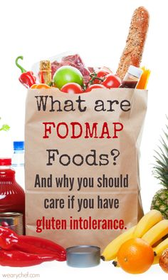 Doctors are now saying it may not be gluten causing your symptoms! Find out what FODMAP foods are and how you might be able to add a little gluten back in your recipes!
