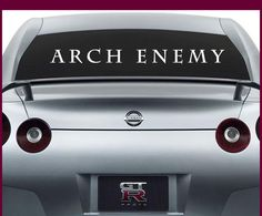 Arch Enemy 02 Band Decal - Music Band Stickers - Rock Band Vinyl Decals