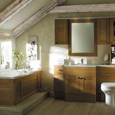 45 Stylish Wooden Bathroom Design Ideas: 45 Stylish Wooden Bathroom Design Ideas With White Wooden Washbasin And Bathtub And Water Closet Design Modern Bathroom Design, Bathroom Interior Design, Bathroom Designs, Interior Modern, Bad Inspiration, Bathroom Inspiration, Cosy Bathroom, Bathroom Bench, Bathroom Shop