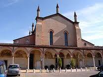 Curtatone , santuario della Beata Vergine Maria delle Grazie Mantova Italy